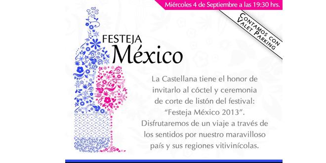 Festival Festeja México 2013