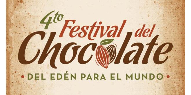 Cuarto Festival del Chocolate 2013