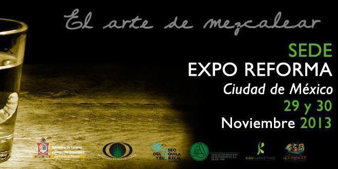 Expo Mezcal 2013