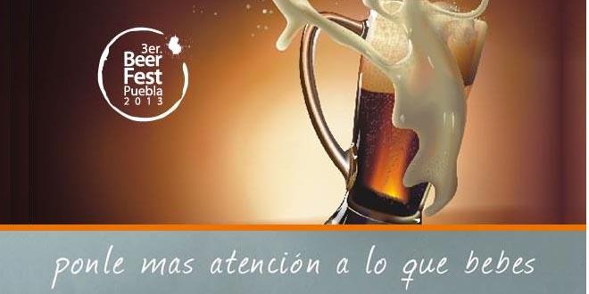 Beer Fest Puebla 2013: llega su tercera edición