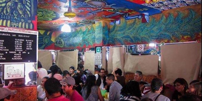 Conoce las mejores cantinas de la Ciudad de México  3