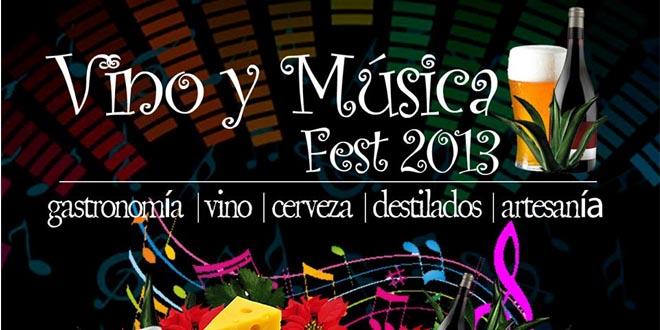 Vino y Música Fest 2013 2