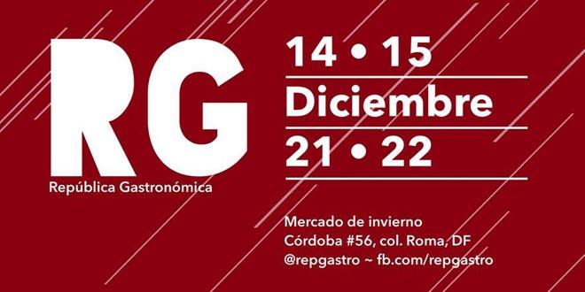 República Gastronómica: mercado de invierno