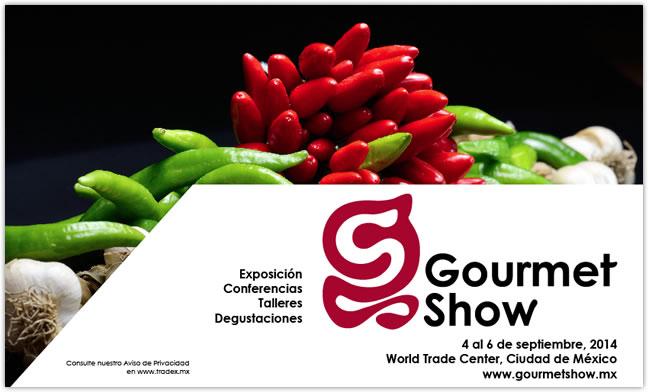 Gourmet Show 2014 llena de sabor el DF