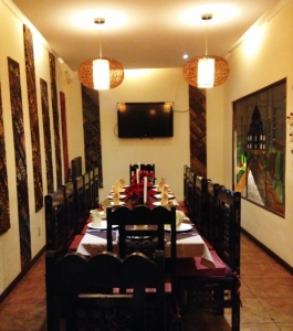 Restaurante Tandoor