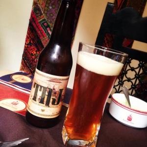 Cerveza Taj