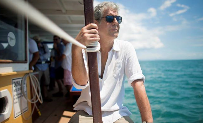 Parts Unknown de Anthony Bourdain estrena quinta temporada 1