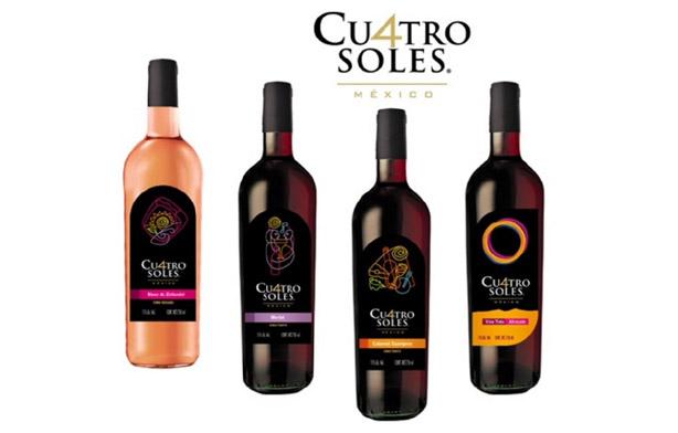 Descubre el vino mexicano con Cu4tro Soles 1