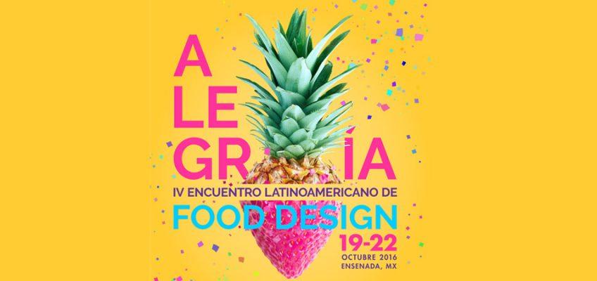 IV Encuentro Food Design Latinoamérica 2