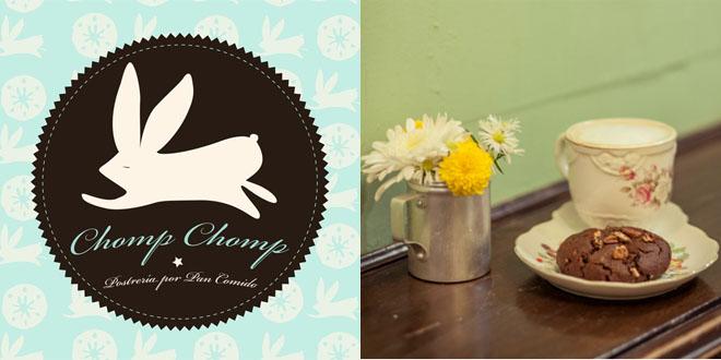Chomp Chomp: el conejo de las galletas y malteadas