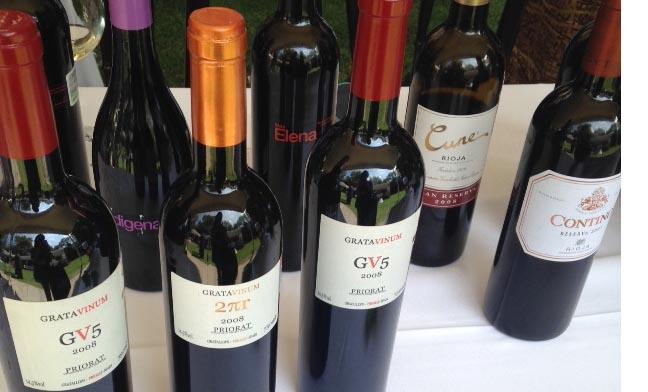 VIII Día del Vino Español en la Ciudad de México