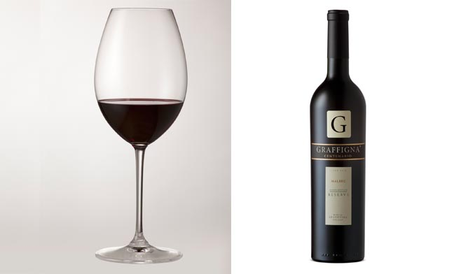 Crean la primera copa para vino Malbec 4