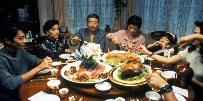 Comer, beber, amar: un festín visual